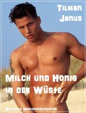 Milch und Honig - in der Wüste. Schwule Erotikgeschichten