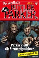 Günter Dönges: Der exzellente Butler Parker 9 – Kriminalroman ★★★★