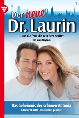 Der neue Dr. Laurin 1 – Arztroman