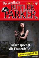 Günter Dönges: Der exzellente Butler Parker 11 – Kriminalroman ★★★★