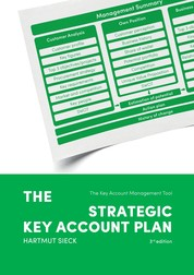The Strategic Key Account Plan - The Key Account Management Tool! Customer Analysis + Business Analysis = Account Strategy