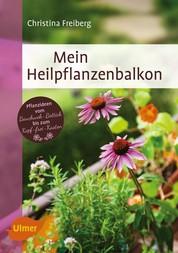Mein Heilpflanzenbalkon - Pflanzideen vom Bauchweh-Bottich bis zum Kopf-frei-Kasten