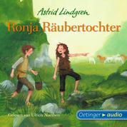 Ronja Räubertochter - Ungekürzte Lesungen