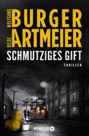 Wolfgang Burger: Schmutziges Gift ★