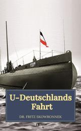 U-Deutschlands Fahrt