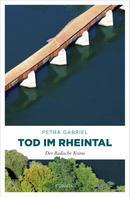 Petra Gabriel: Tod im Rheintal ★★★★