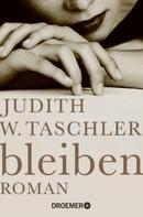 Judith W. Taschler: bleiben ★★★★