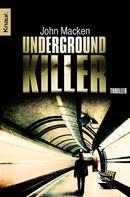 John Macken: Underground-Killer ★★★★