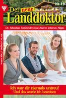 Tessa Hofreiter: Der neue Landdoktor 20 – Arztroman ★★★★★