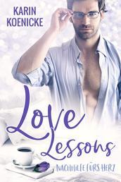 Love Lessons - Nachhilfe fürs Herz