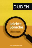 Ursula Bredel: Leichte Sprache