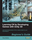 Terry Norton: Learning C# by Developing Games with Unity 3D Beginner's Guide ★★★★★