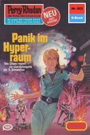 Ernst Vlcek: Perry Rhodan 923: Panik im Hyperraum ★★★★