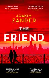 The Friend - a gripping spy thriller for fans of Homeland