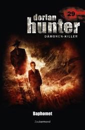 Dorian Hunter 29 - Baphomet