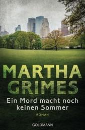 Ein Mord macht noch keinen Sommer - Roman