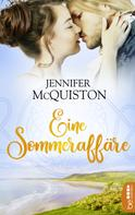 Jennifer McQuiston: Eine Sommeraffäre ★★★★