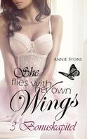 Annie Stone: She flies...-Reihe Bonuskapitel