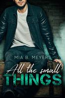 Mia B. Meyers: All the small Things ★★★★