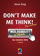Steve Krug: Don't make me think! ★★★