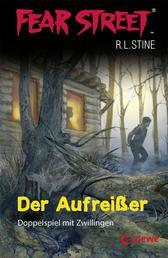 Fear Street 1 - Der Aufreißer - Die Buchvorlage zur Horrorfilmreihe auf Netflix