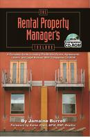 Jamaine Burrell: The Rental Property Manager's Toolbox A Complete Guide Including Pre-Written Forms, Agreements, Letters, and Legal Notices: With Companion CD-ROM