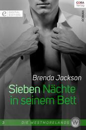 Sieben Nächte in seinem Bett - Digital Edition