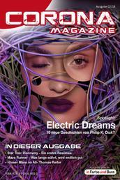 Corona Magazine 02/2018: Februar 2018 - Nur der Himmel ist die Grenze