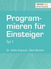 Programmieren für Einsteiger - Teil 1