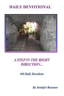 Jennifer Rossouw: A Step in the Right Direction - Daily Devotional