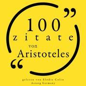 100 Zitate von Aristoteles - Sammlung 100 Zitate