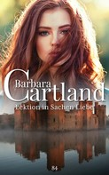 Barbara Cartland: Lektion in Sachen Liebe ★★★★