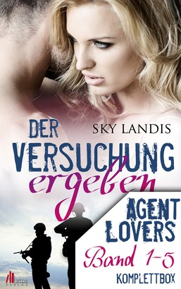 Agent Lovers Sammelband: Die komplette Serie Band 1-5