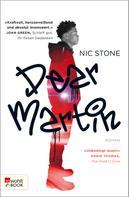 Nic Stone: Dear Martin ★★★★★