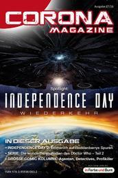 Corona Magazine 07/2016: Juli 2016 - Nur der Himmel ist die Grenze