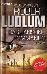 Das Janson-Kommando - Thriller