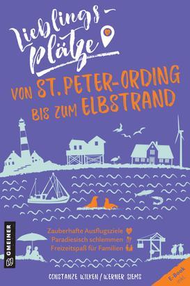 Lieblingsplätze von St. Peter-Ording bis zum Elbstrand
