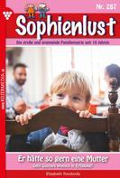 Elisabeth Swoboda: Sophienlust 287 – Familienroman ★★★★★