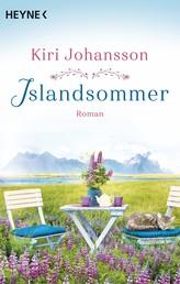 Islandsommer - Roman