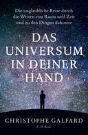 Christophe Galfard: Das Universum in deiner Hand ★★★★★