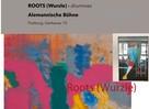 Inez Gitzinger-Albrecht: Roots (Wurzle)