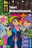 Maja von Vogel: Die drei !!!, Tatort Weihnachtsmarkt (drei Ausrufezeichen)