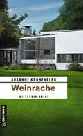 Susanne Kronenberg: Weinrache ★★★
