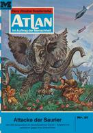 Dirk Hess: Atlan 21: Attacke der Saurier ★★★★★