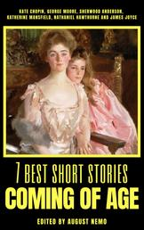7 best short stories - Coming of Age