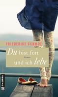 Friederike Schmöe: Du bist fort und ich lebe ★★★★