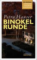 Petra Hauser: Binokelrunde