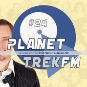 Planet Trek fm #24 - Die ganze Welt von Star Trek - Star Trek: Discovery 2.03: Pon Farr, Nebelkerzen und Spocks (zu) kleiner Sehlat