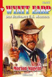 Wyatt Earp 241 – Western - Morton Nugent