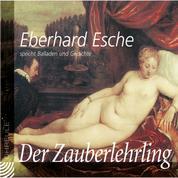 """""""Der Zauberlehrling"""" - Balladen und Gedichte"""